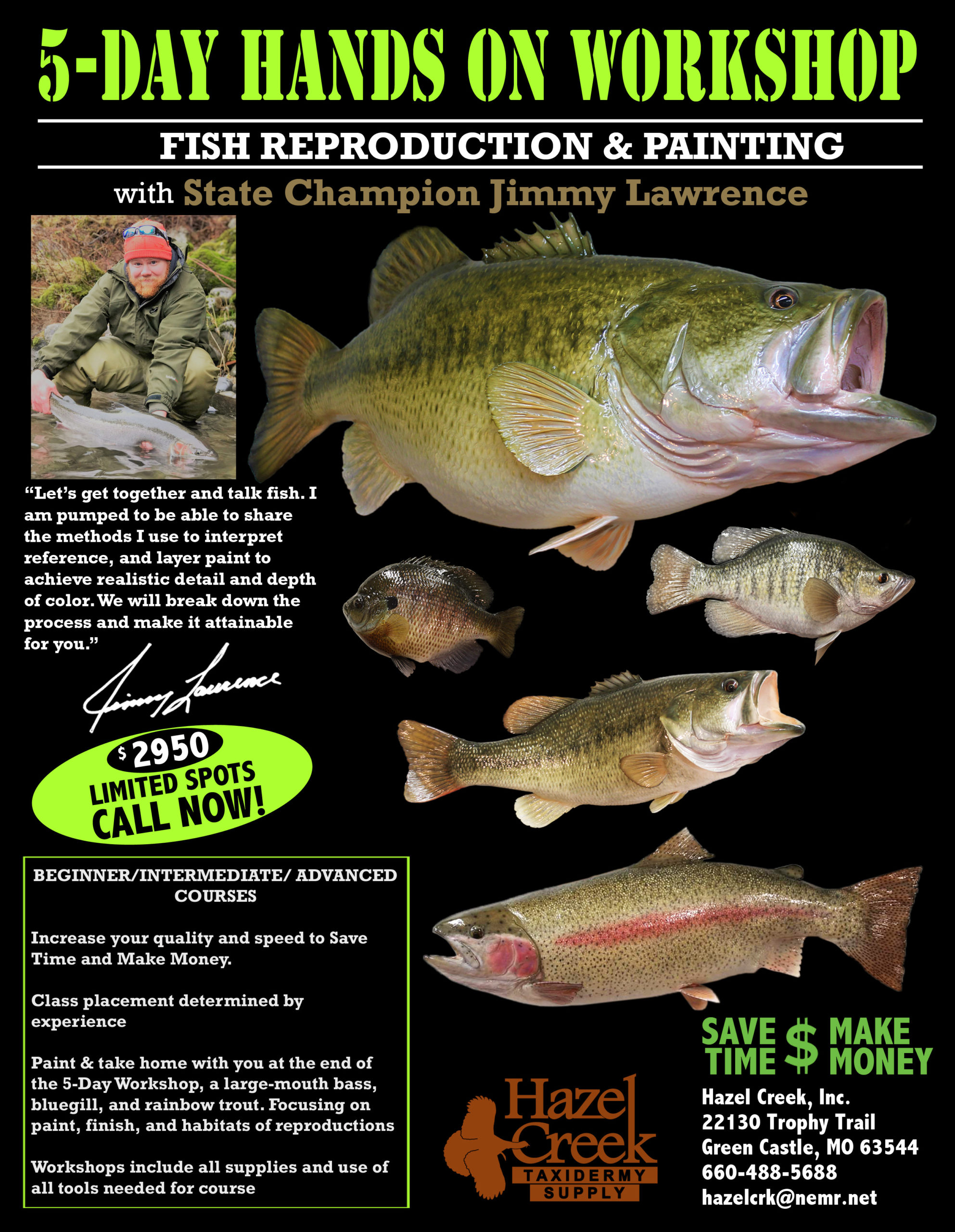 Fish Reproduction Class